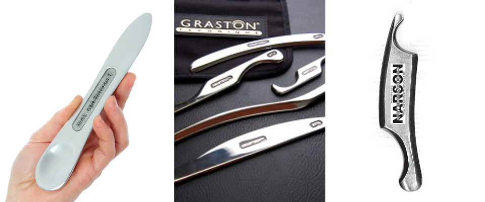 Graston Technique Tools